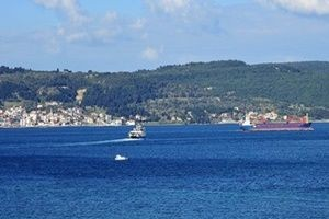 Marmara Denizi'nde tanker kazası.17619