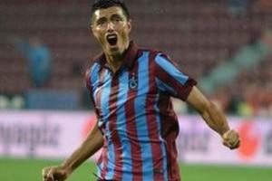 Trabzonspor'u rahatlatan galibiyet: 2-0.15754