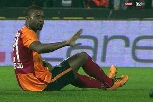 Galatasaray'da o isme artık forma yok.18218