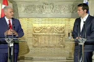 Başbakan'dan Çipras'a darbeci uyarısı.24030