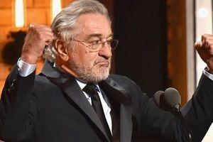Trump'tan Robert De Niro'ya küfür yanıtı.15765
