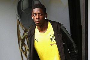 Dortmund'da kriz: Dembele süresiz kadro dışı!.13438