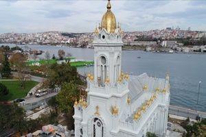'Demir Kilise' Erdoğan tarafından açılacak.21521