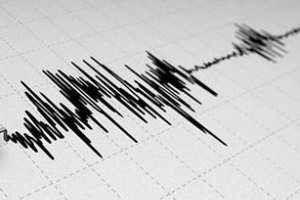 Manisa'da 4,1 büyüklüğünde korkutan deprem.13895