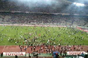 Galatasaray Be�ikta� ma�� olaylar� - GS BJK ma�� olaylar� burada.28078