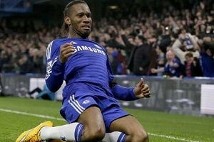 Didier Drogba Chelsea'de �al��mak istiyor