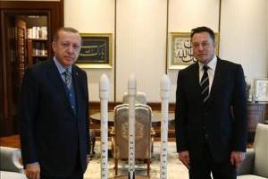 Erdoğan, Musk ile görüşmesini anlattı.17797
