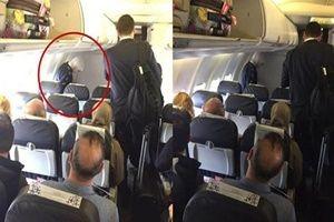 Emine Erdoğan yolcu uçağına bindi!.21818