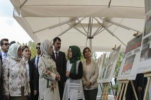 Emine Erdoğan, TBMM'de proje inceledi.23719