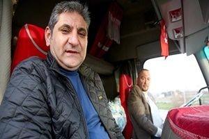 CHP'li vekil TIR'la Ankara'ya gidiyor.20479