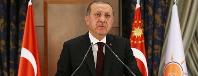 Erdoğan: Makam sevdamız yok