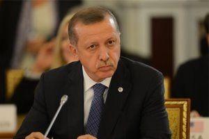 Tayyip Erdoğan'ın gelişi için tedbirler alındı.13245