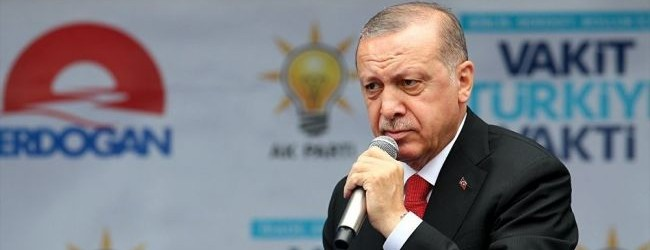 Erdoğan: Münbiç'i temizliyoruz!