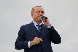 Erdoğan: Kanal İstanbul'u yapacağız.10615