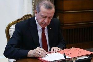 Erdoğan Üniversite kanunu onayladı.15496