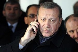 Erdoğan, Kral ile telefonda görüştü.14919