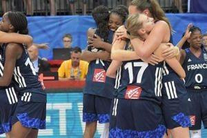 Fransa, Eurobasket'te finale yükseldi!