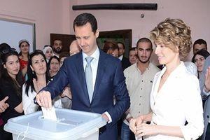 Beşar Esad'ın eşi Esma kansere yakalandı.20918