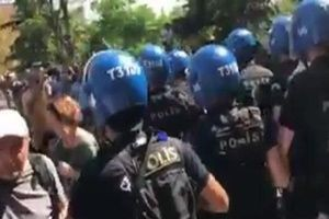Ankara'da gerilim! Polis müdahale etti!.17870