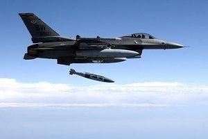 Suudi Arabistan'da F-16 savaş uçağı düştü