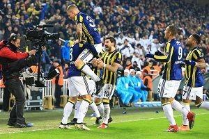 Fenerbahçe, lider Başakşehir'i mağlup etti!