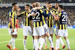 Fenerbahçe'den Karabük'e gol bombardımanı.28637