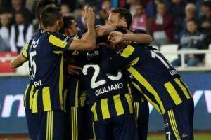 Fenerbahçe 'şampiyonluk' aşkına: 1-2.22146
