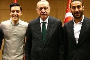 Erdoğan'a sürpriz ziyaret!.17546