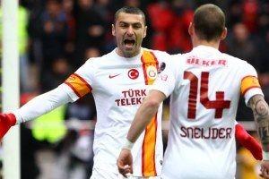Kayseri Galatasaray ma�� �zeti - 2013.22206