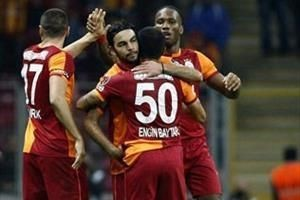 Galatasaray Kopenhag ma� �zeti sonucu - Galatasaray ma� �zeti skoru.17487
