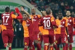 Galatasaray Tokat ma�� sonucu - Galatasaray Tokat ma� �zeti 2014.24410