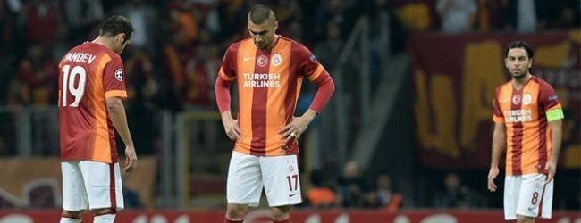 Galatasaray, 3 puan� uzatmalarda kazand�!