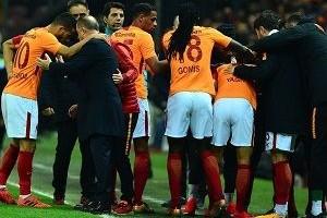 Galatasaray şampiyonluk yolunda: 2-0