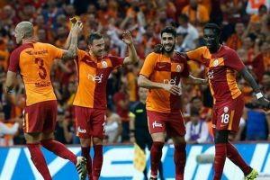 Galatasaray iyi gidişatını sürdürüyor: 2-0.26731