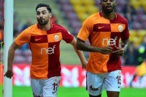 Galatasaray, çeyrek finalin kapısı araladı.20599
