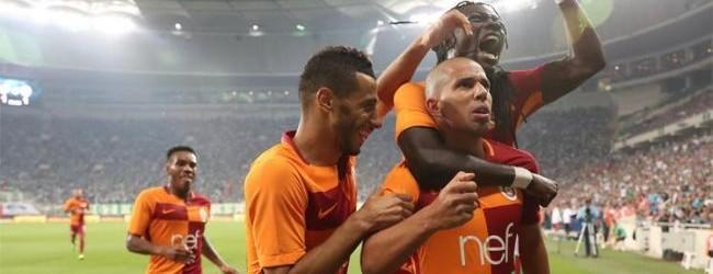 Galatasaray 3 puanı kaptı!