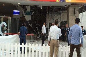 Şok! Ankara YHT Garı'nda tavan çöktü!.23461