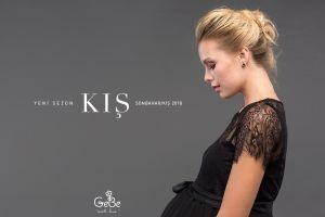 Hamile giyim ürünleri de modaya uydu.9105