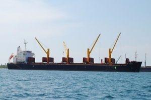 Rusya'dan Türkiye'ye giden gemi battı!.13725