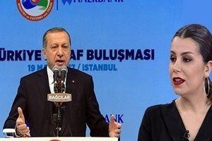 Erdoğan onu örnek gösterdi!