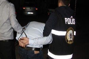 Nevşehir'de Erdoğan'a hakaretten tutuklama