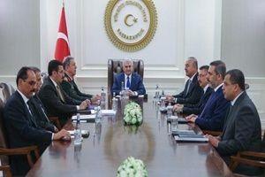 Ankara'da kritik toplantı!.18476