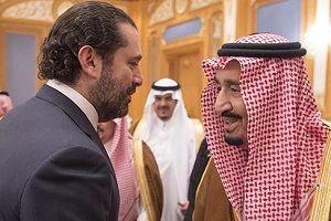 Hariri 1 hafta sonra ortaya çıktı! Kralı karşıladı.25763
