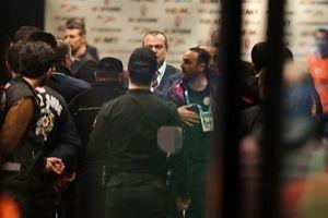 Şaş'a: Hasan Bey alkollüyse ambulans çağıralım