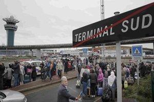 Paris havalimanında saldırı!.21779