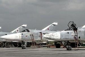 Rusya'nın Suriye'deki hava üssüne İHA'lı saldırı.17963