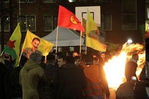 Hollanda'dan PKK'ya izin!.18196