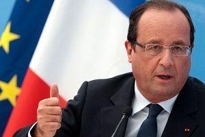 François Hollande aday olmayacağını açıkladı.15046