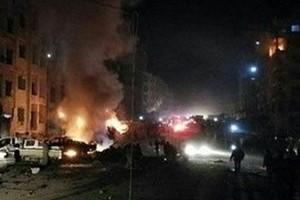İdlib'de patlama: 30 kişi hayatını kaybetti.15658