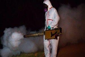 Virüs alarmı! Tüm şehir ilaçlanacak.11172
